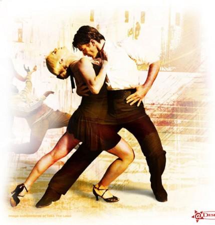 Тест Какой ты танец