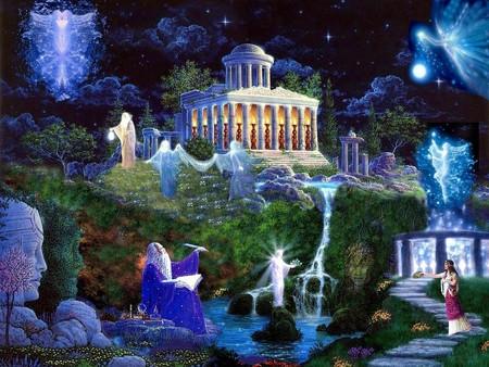 Тест Какой из волшебных миров тебе подойдет