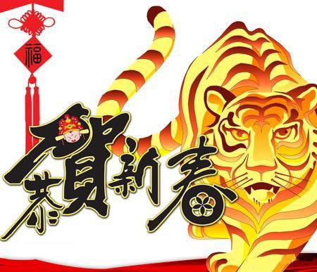 Тест Твой подарок на 2010 год тигра