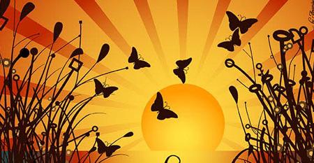 Тест Какая ты бабочка