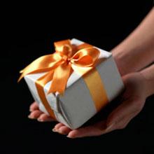 Тест Умеешь ли ты делать подарки