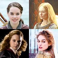 Тест на какую героиню ты похожа?
