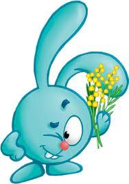 Ты - кролик Крош
