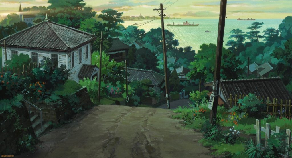 www.GetBg.net_Anime_Miyazaki_s_anime_cartoon_From_Up_On_Poppy_Hill_048509_