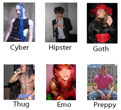 Картинка для Какая субкультура тебе подойдёт?
