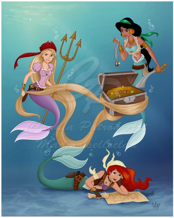 Картинка для Кто ты из принцесс Диснея, проверим!!!