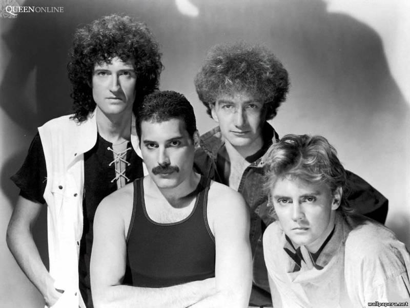 Картинка для Как хорошо ты знаешь легендарную группу Queen?♔