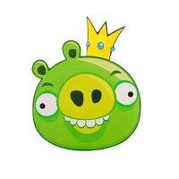 Картинка для Картинки на тему Angry Birds часть V(свиньи)