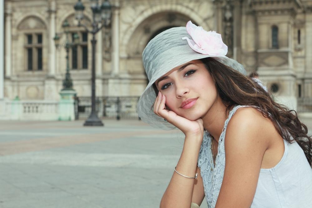 Фото девушек француженка — pic 1