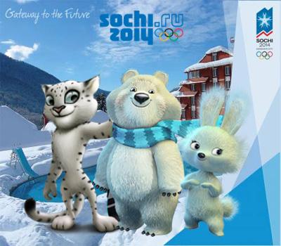 Символика олимпийских игр в сочи 2014