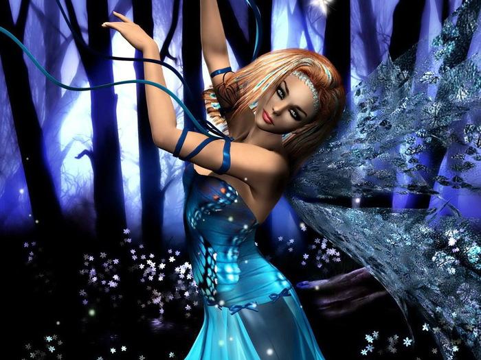 Картинка для Какая ты фея?