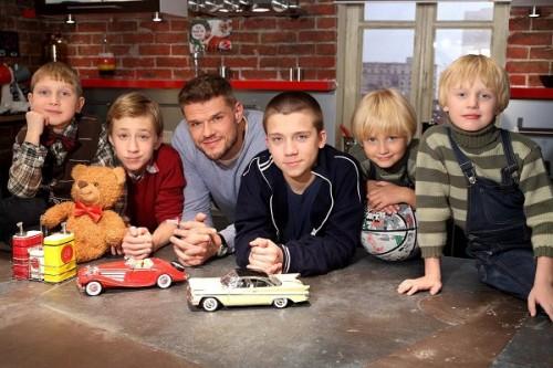Семейный бизнес скачать сериал торрент