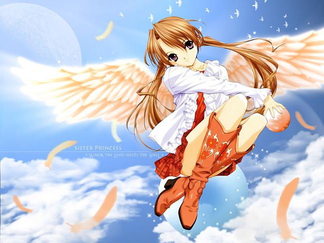 Картинка для Какая ты в мире аниме ?