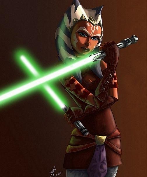 Картинка для Звездные войны. Кто такая Асока Тано?