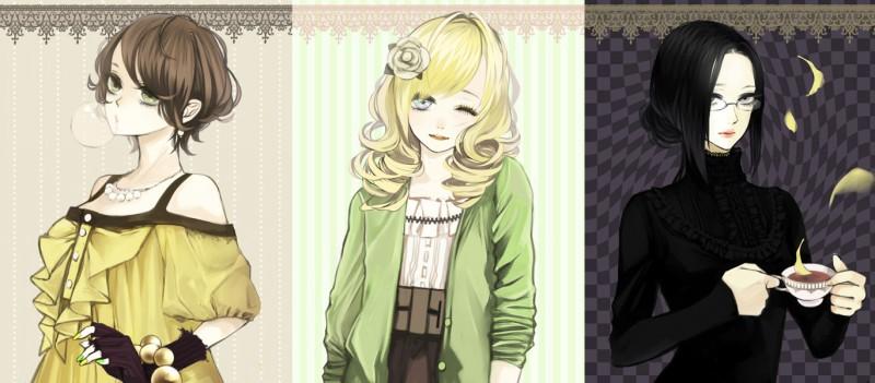 Обои девушка с цветами фото