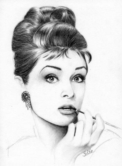 Картинка для Какую актрису ты нарисуешь?