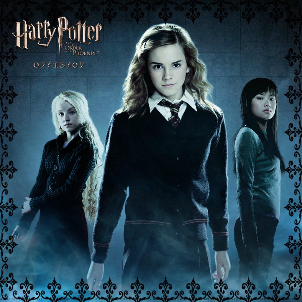 """Картинка для Аватарки с девушками из """"Гарри Поттера"""""""