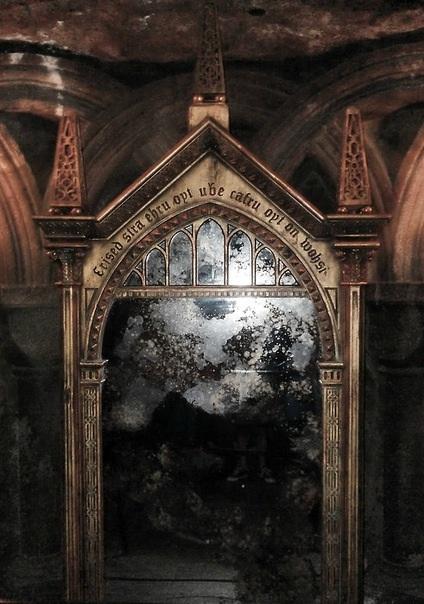 Картинка для Поттериана. Что бы ты увидела в Зеркале Еиналеж?