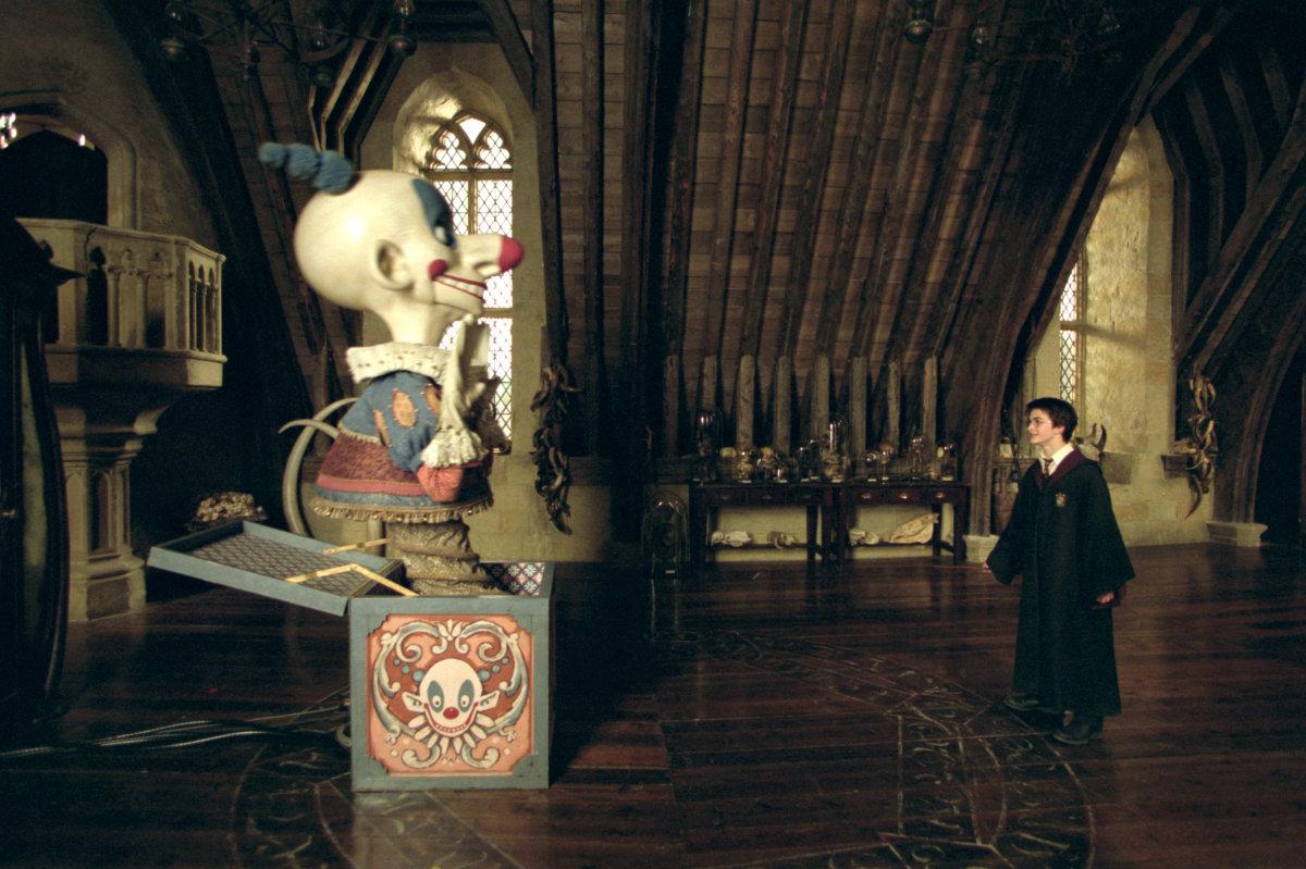 Картинка для Гарри Поттер: Твой боггарт!