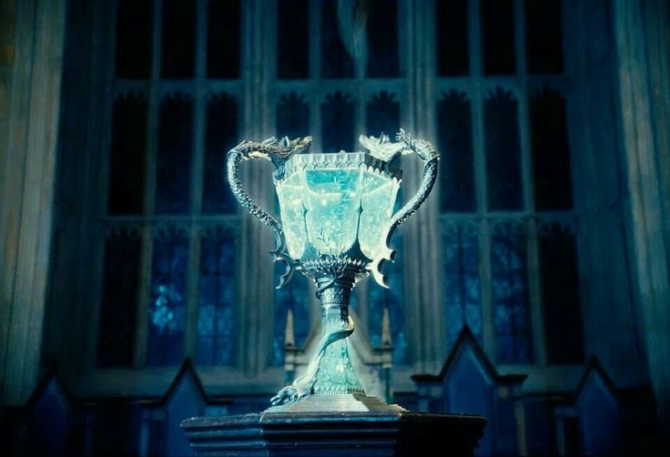 Кубок трёх волшебников своими руками