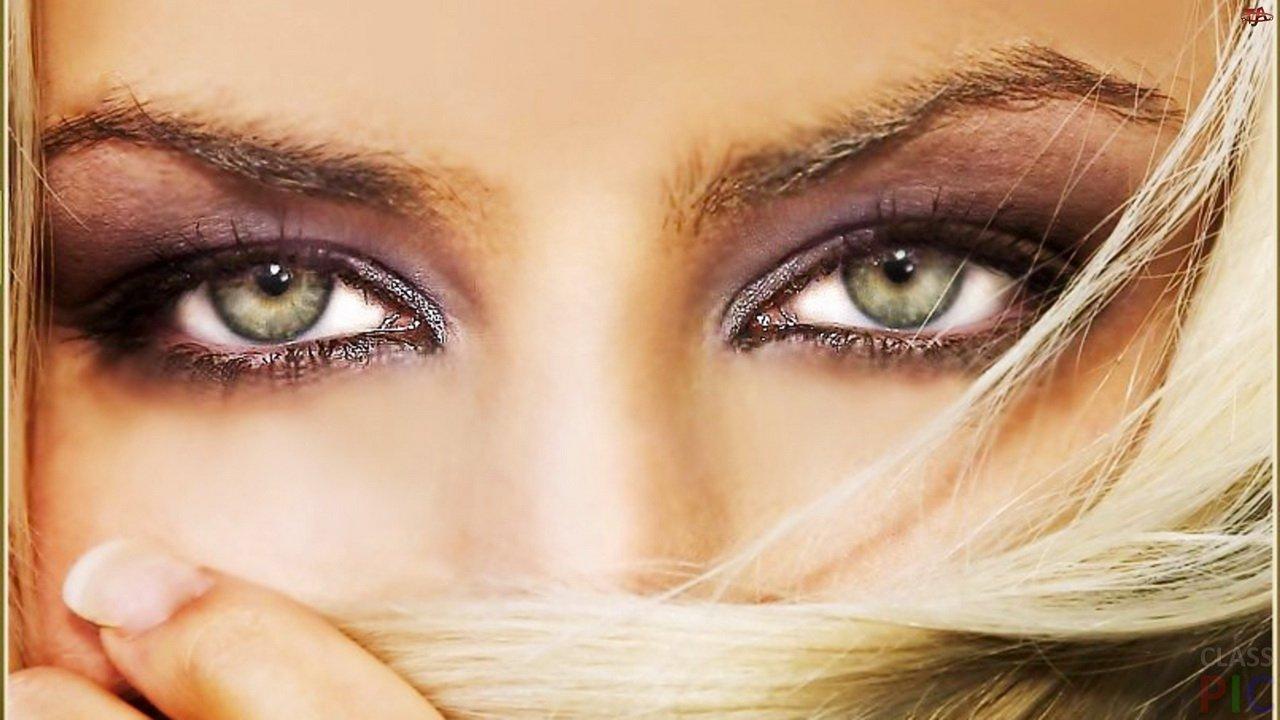 Цифрой, открытки женские глаза