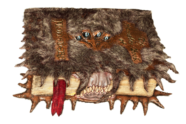Чудовищная книга о чудовищах своими руками