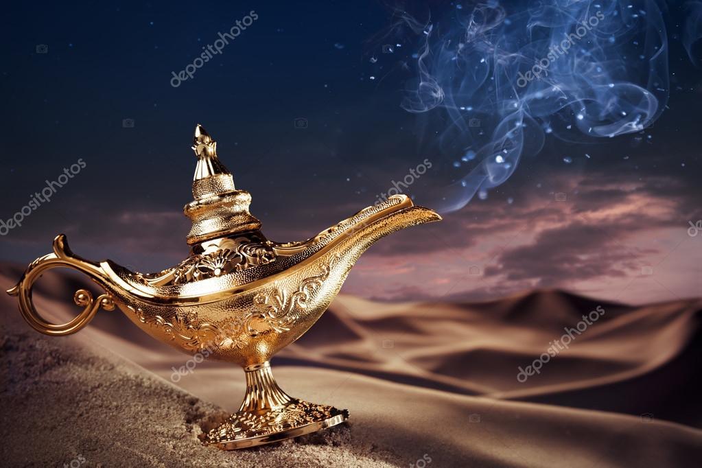 Картинка для ✠Что про тебя расскажут твои 13 желаний,загаданные Волшебной  Лампе?✠