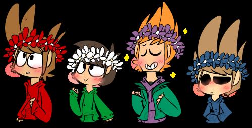 eddsworld_flower_crowns_by_jaziziplz-d9v4n0n