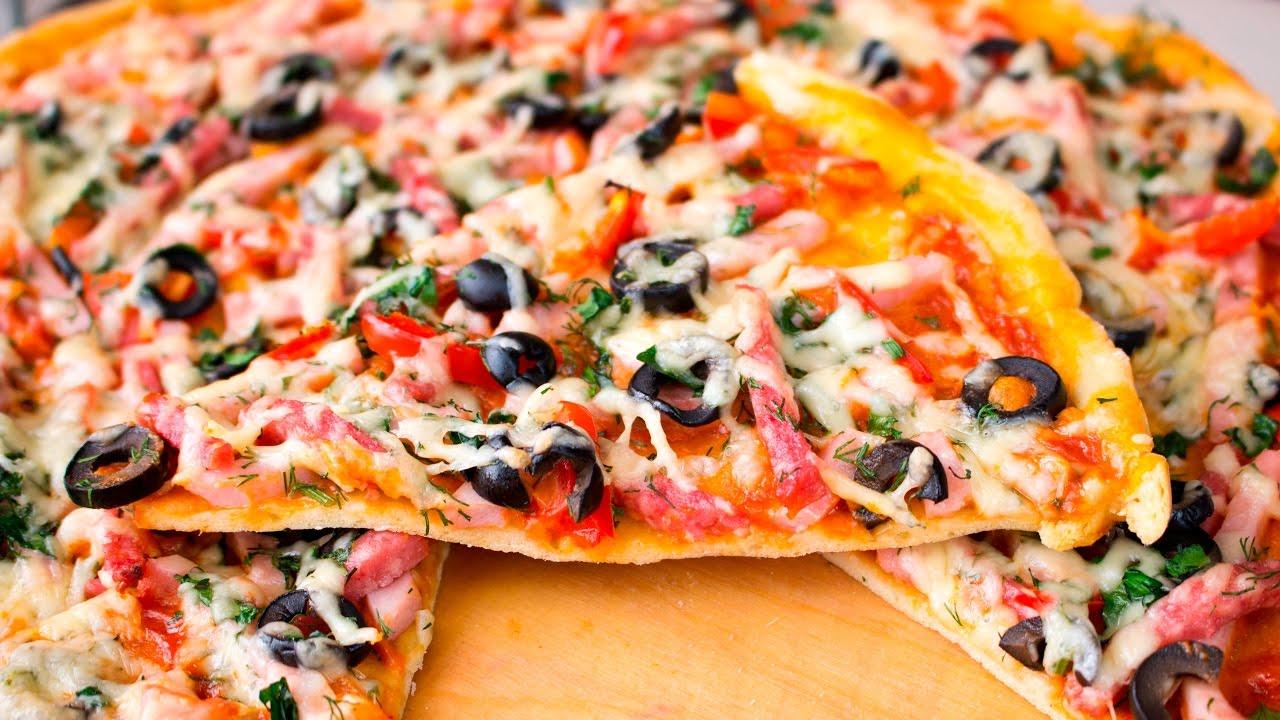 заработная очень тонкое тесто для пиццы ошибки