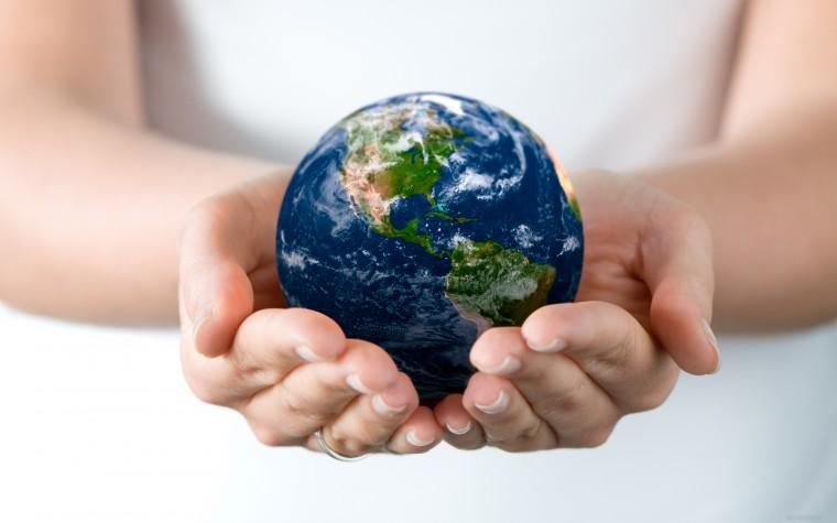 Картинка для Помощь нашему миру