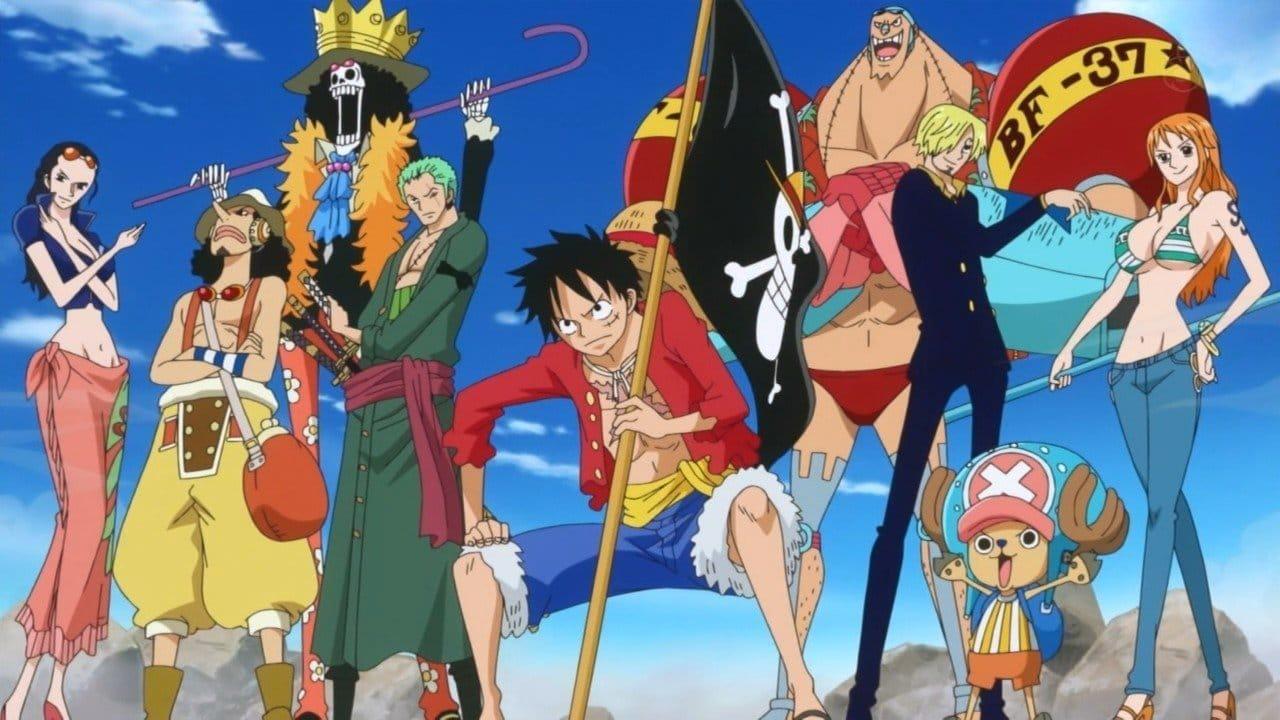 Картинка для Как хорошо вы знаете One Piece