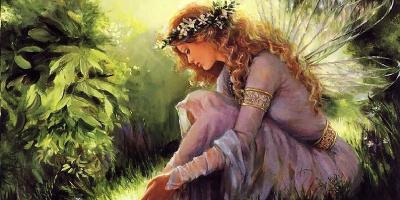 Картинка для Волшебная история. Какая ты фея?
