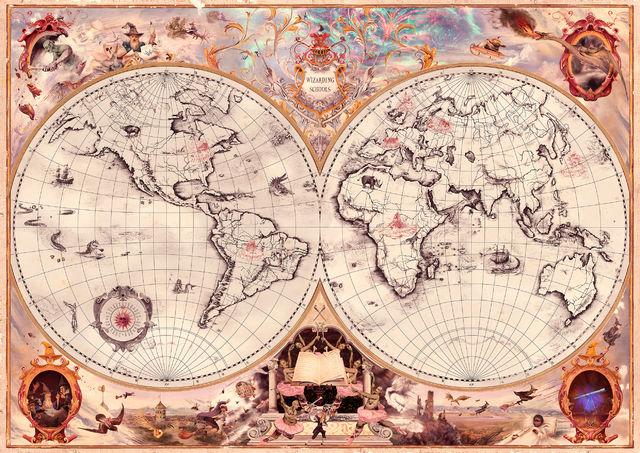 Картинка для ϟКакая Школа Чародейства и Волшебства подходит тебе по знаку зодиака?ϟ