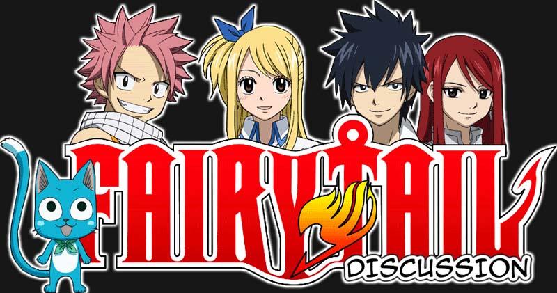 """Картинка для Как хорошо ты знаешь аниме """"Fairy Tail""""?"""