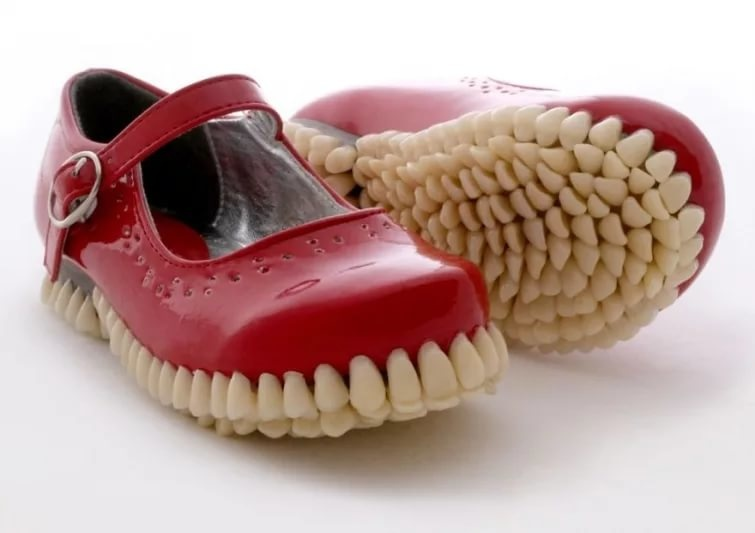 Самые прикольные туфли картинки