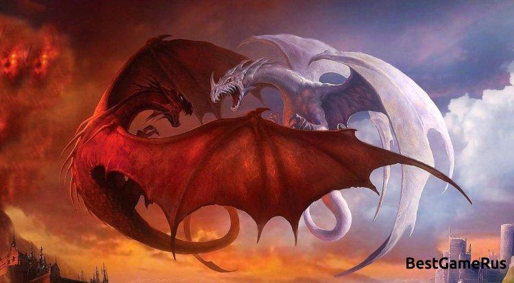 Картинка для Картинки с драконами
