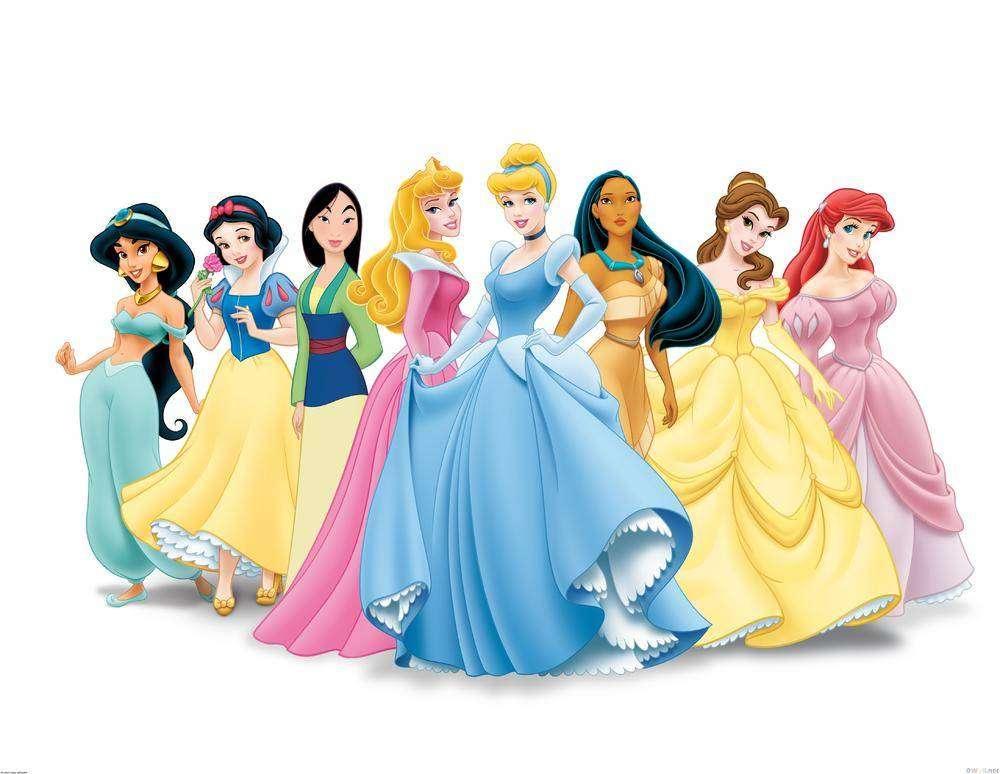 Картинка для Кто ты из принцесс Диснея?