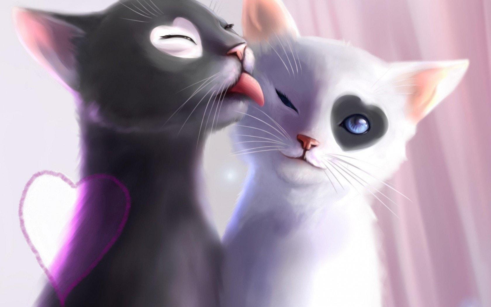 Картинка для Авы с кошками по знаку зодиака