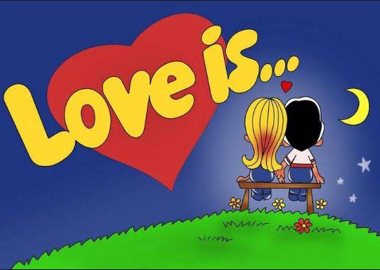 Картинка для Love is…