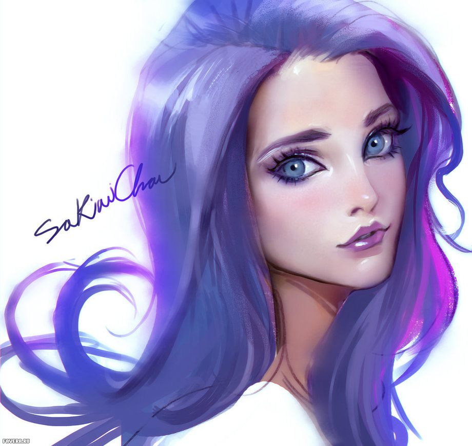 Картинка для Аватарки специально для Вас: девушки