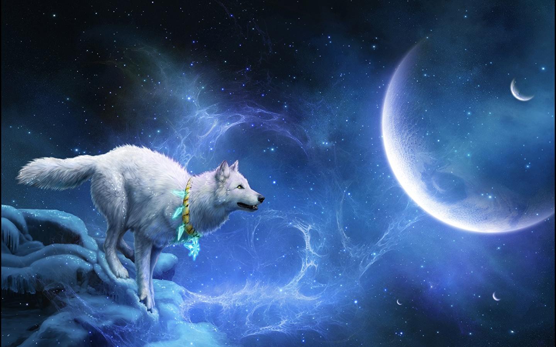 Картинка для Волки фэнтези