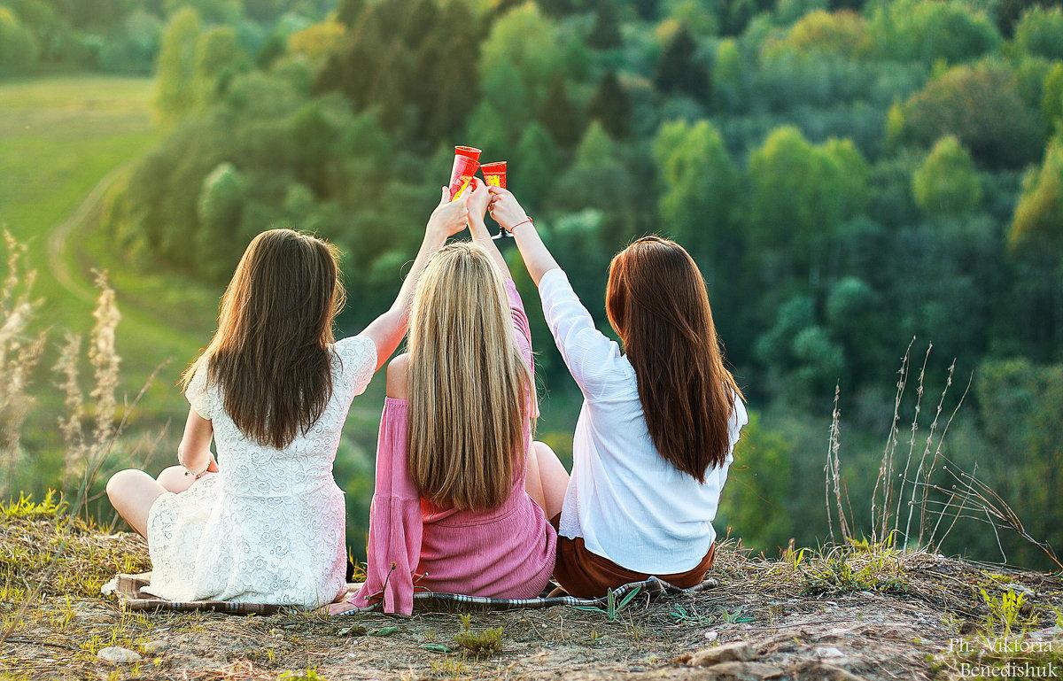 Картинки в беседу для девочек