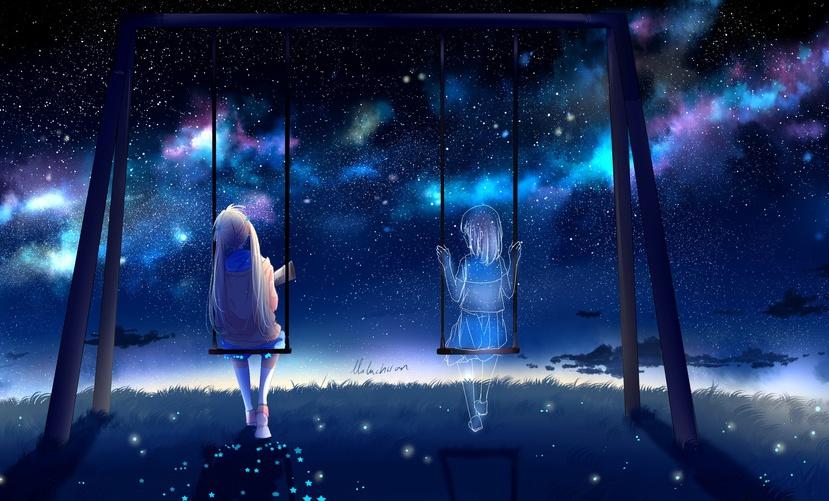 Картинка для Anime Chan  Night