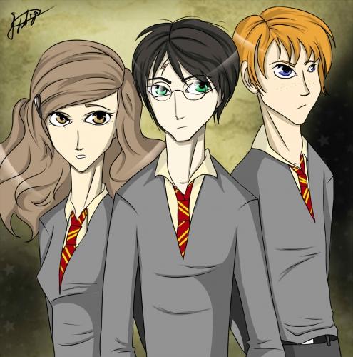 Картинка для Как к тебе отнесутся герои Гарри Поттера?