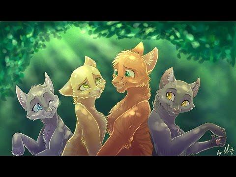 """Картинка для Насколько хорошо ты знаешь книгу """"Коты-воители""""?"""