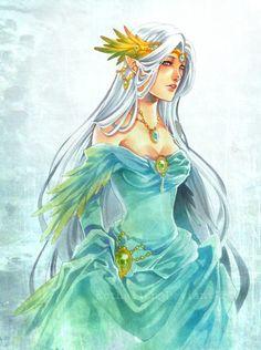 Картинка для Какая из эльфиек Средиземья была бы твоим другом?