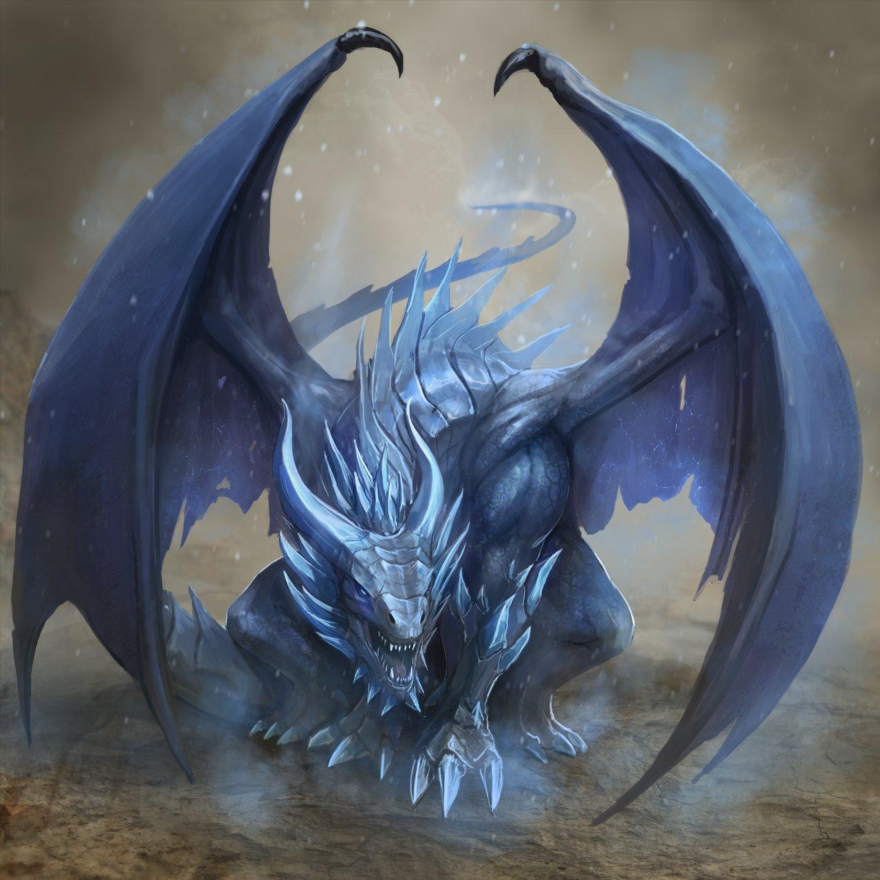 Картинка для Твой дракон по знаку зодиака.