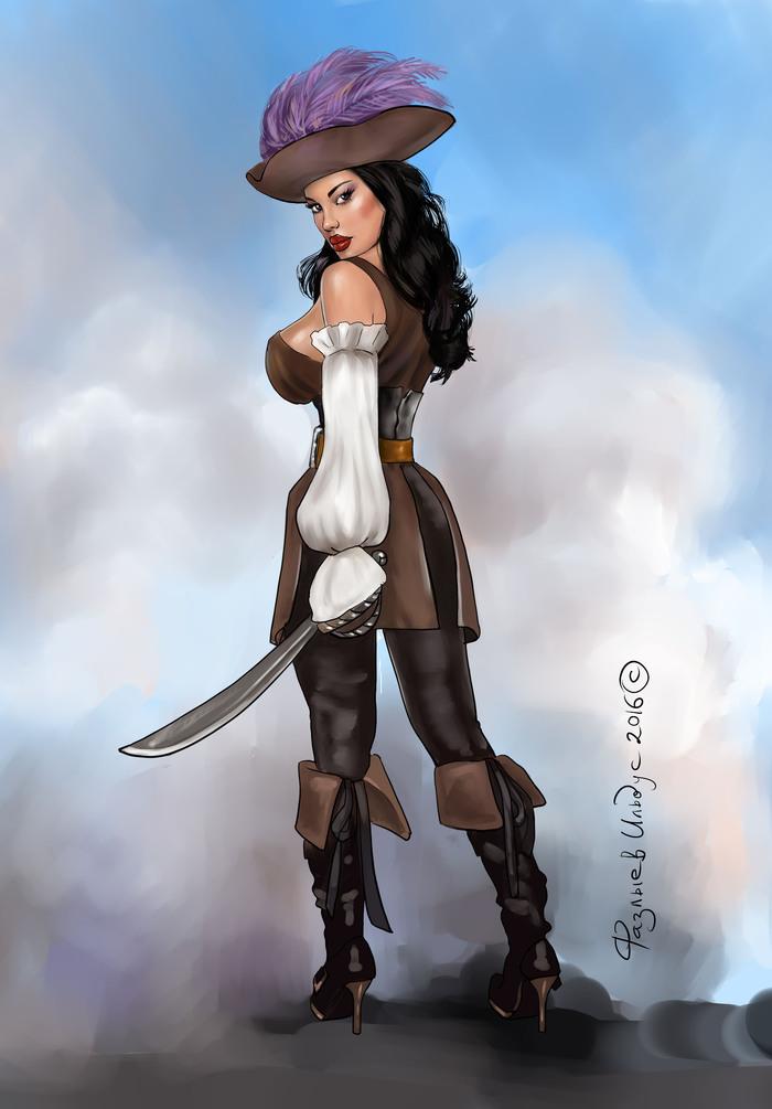 Картинка для Твоя история пиратки–2