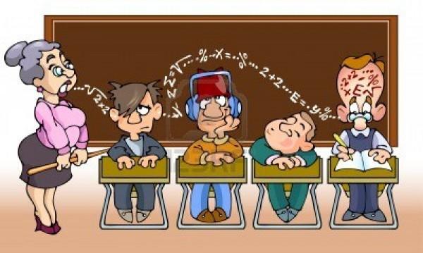 Картинка для Просто смешной школьный день