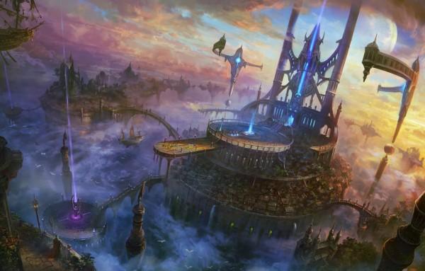 Картинка для Академия магии Лионе. Часть 2